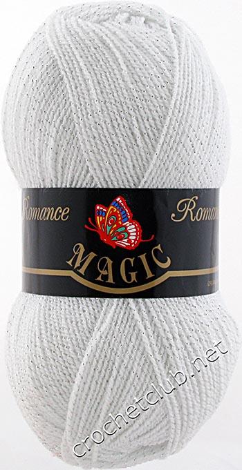 пряжа magic romance