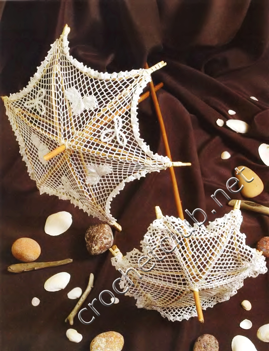 Umbrella Knitting Pattern : Images about b ombrelle barbie on pinterest
