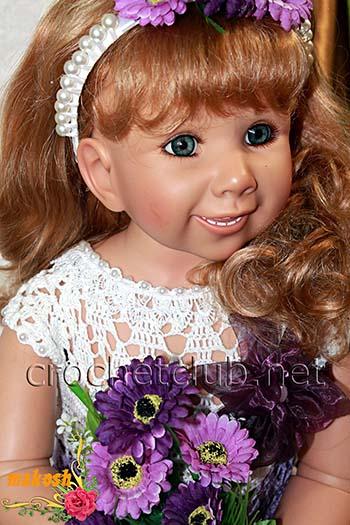 платье дуплет для девочки 1