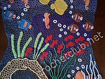 туника морская жизнь-вязание 5