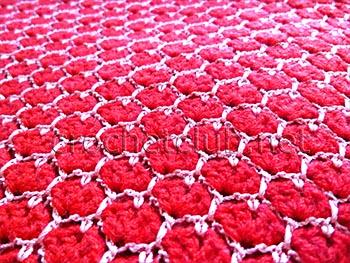 пуловер связанный двухцветным узором 4