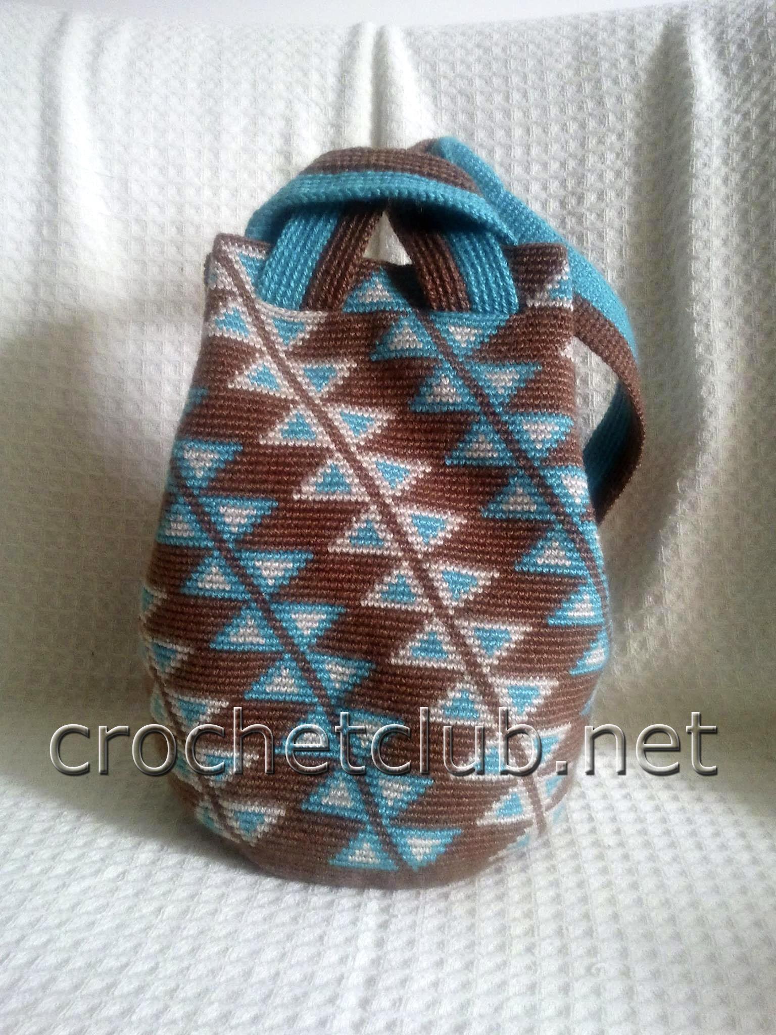 Гобеленовое вязание