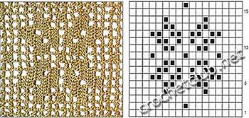туника филейная мозаика-квадрат10
