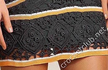 вязаное платье-футляр джованы диас 1