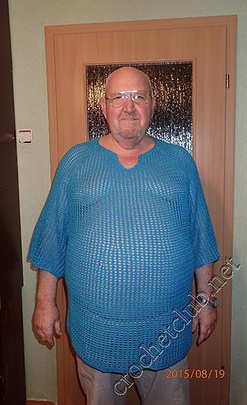 мужская футболка лира 1
