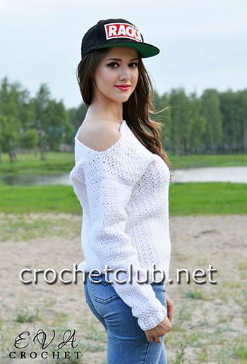 пуловер fashion