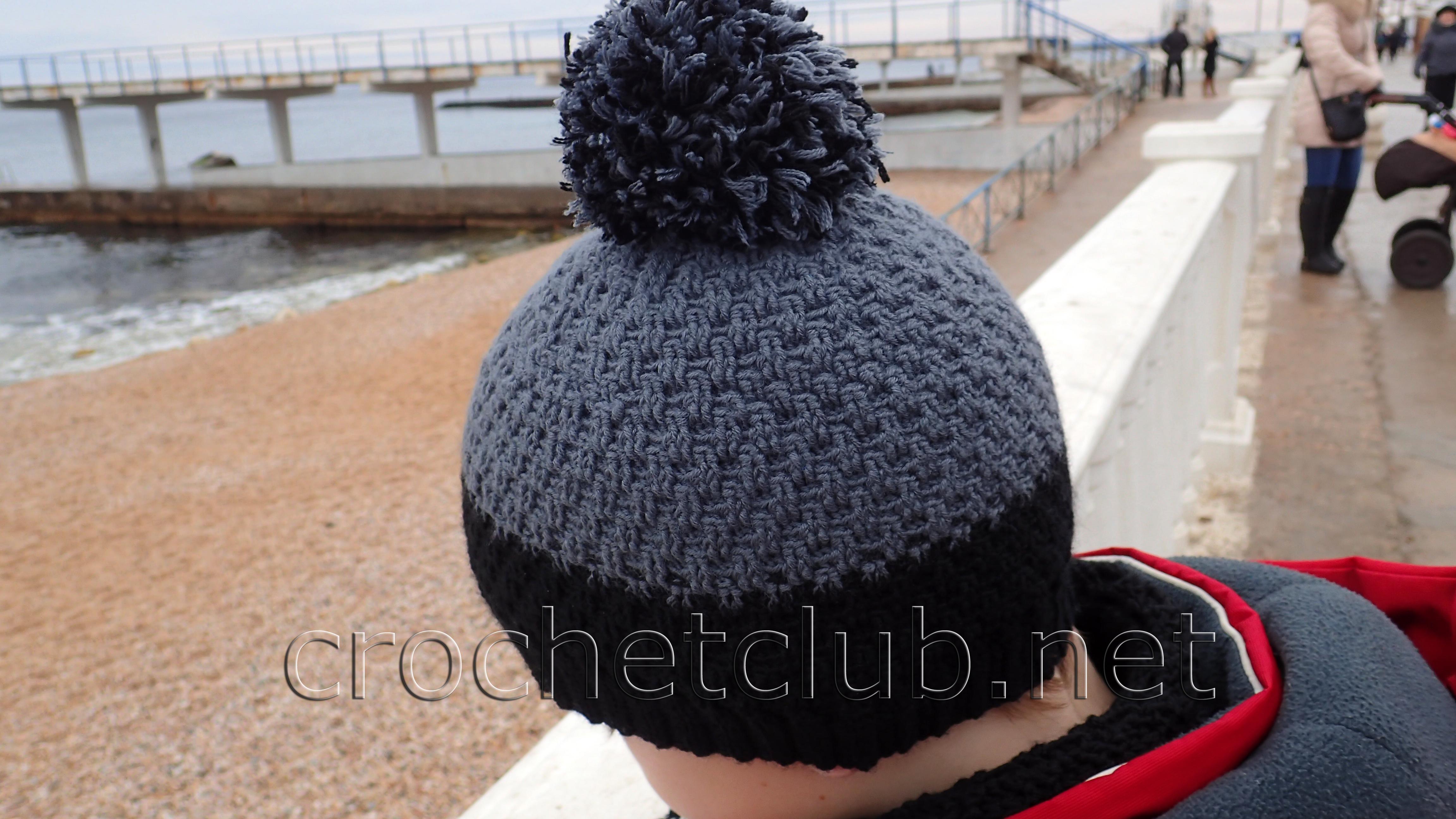 шапка и снуд для мальчика крючком вязание крючком блог настика
