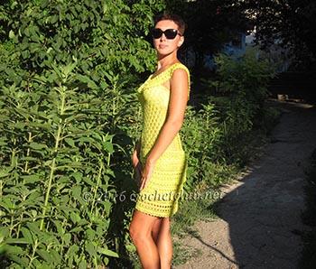 салатовое платье по мотивам ванессы монторо 4