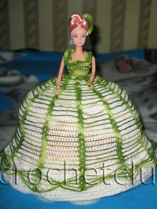 Куклы-грелки на заварной чайник