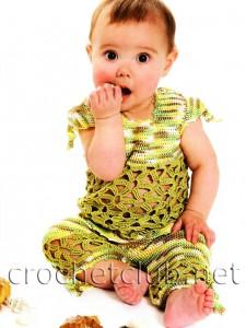 Костюмчик для 8-12 месячного малыша