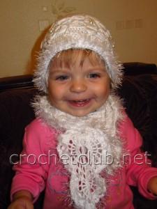 """Детский комплект """"Первый снег"""""""