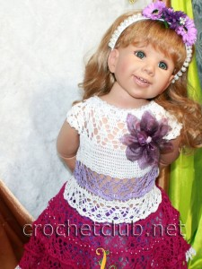 """Платье """"Дуплет"""" для девочки на 2-3 года"""