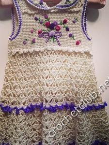 Детское платье May Vanessa Montoro
