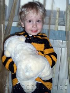 Кофточки для мальчика 2-3 лет
