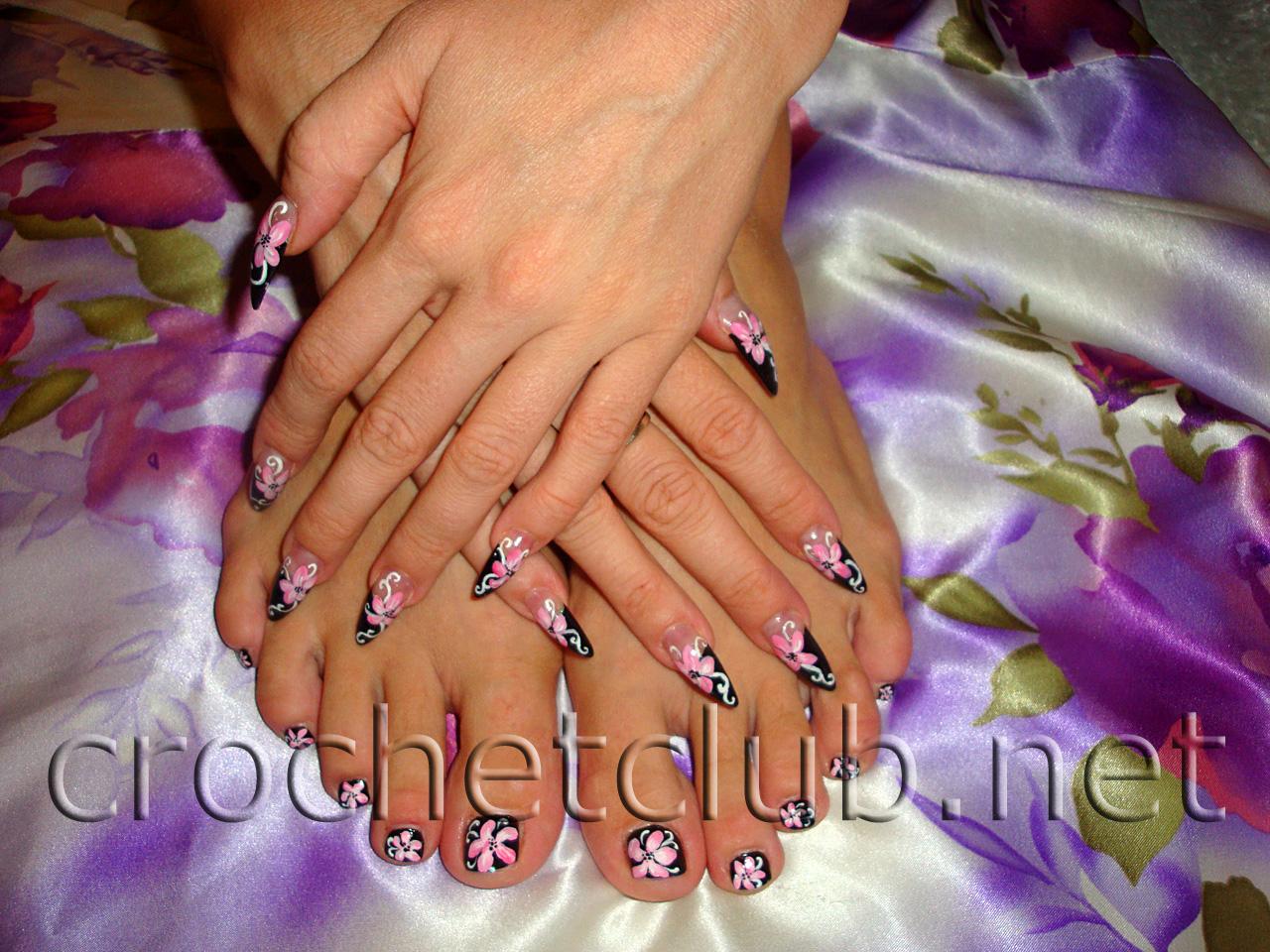 Дизайн ногтей от мирошниченко фото