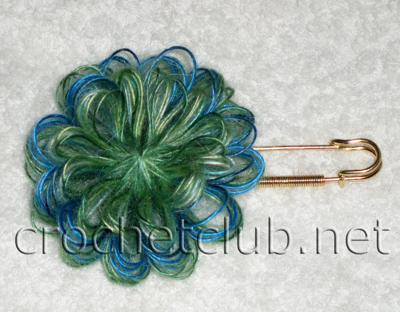 Вязание на луме для начинающих