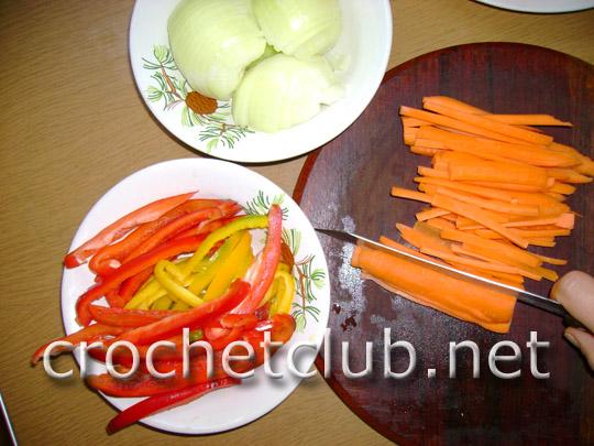 заготовка салатов на зиму 1