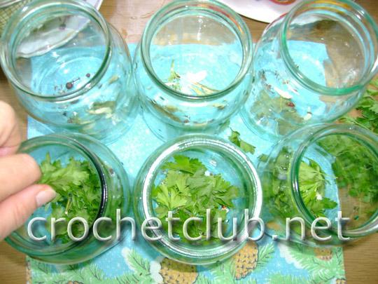 заготовка салатов на зиму 3