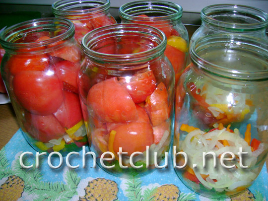 заготовка салатов на зиму 4