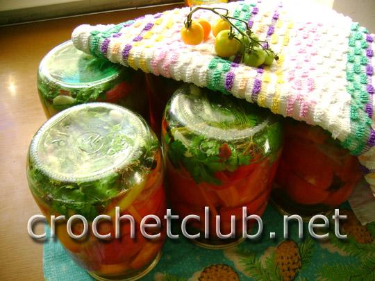 заготовка салатов на зиму 8