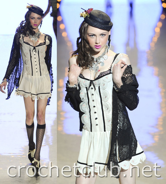 betsey johnson лето2012 1