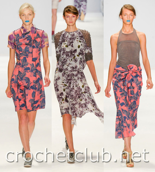 richard chai love spring2012