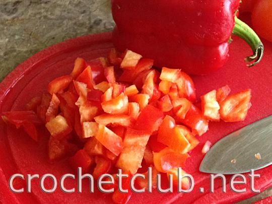 салат с мидиями огонек 4