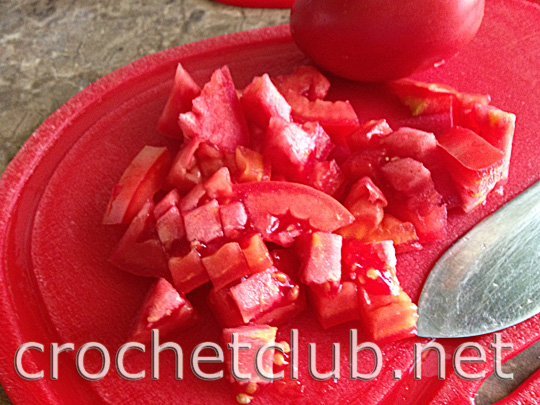салат с мидиями огонек 5