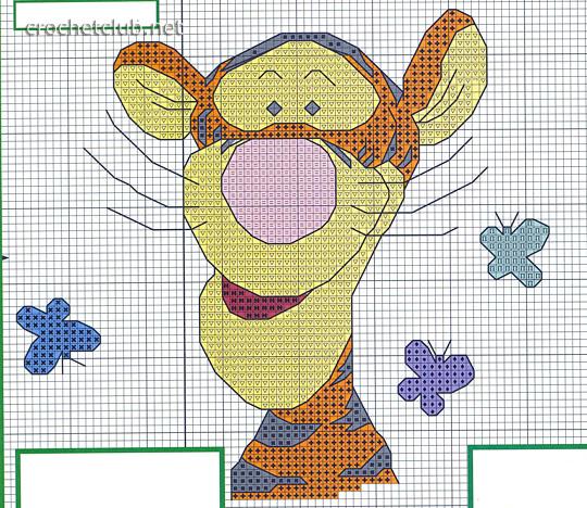 Перепечатка и копирование данной авторской...  Другие схемы для вышивки крестиком, вы можете посмотреть в нашем блоге...
