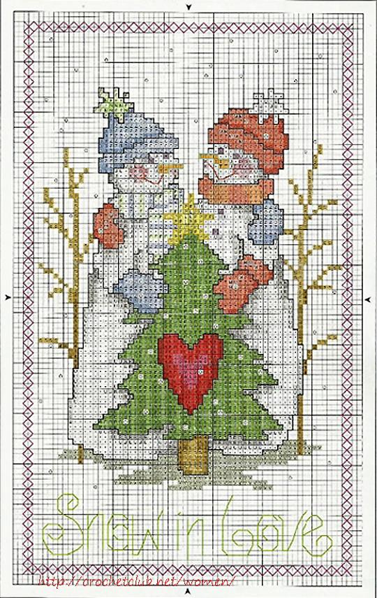 рождественский сапожок с